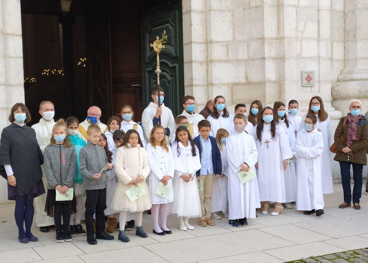 1ere communion et profession de foi