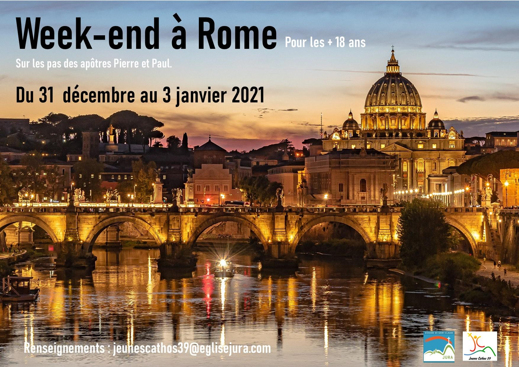 Affiches rome 2020