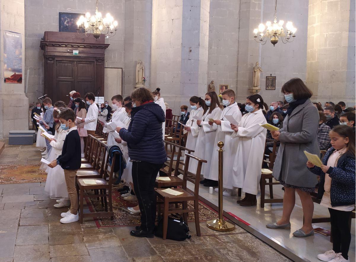 Prière des jeunes