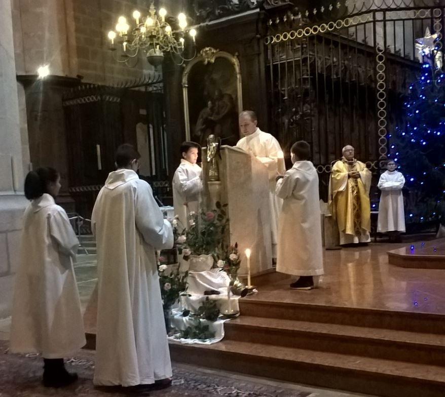 Nuit de Noël à la cathédrale
