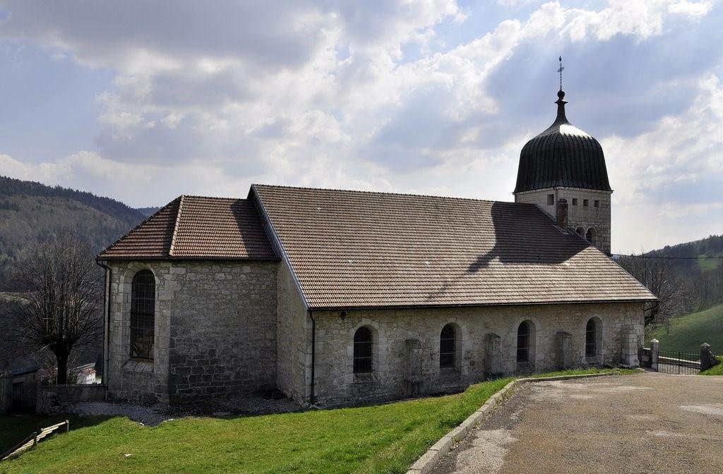 Eglise septmoncel