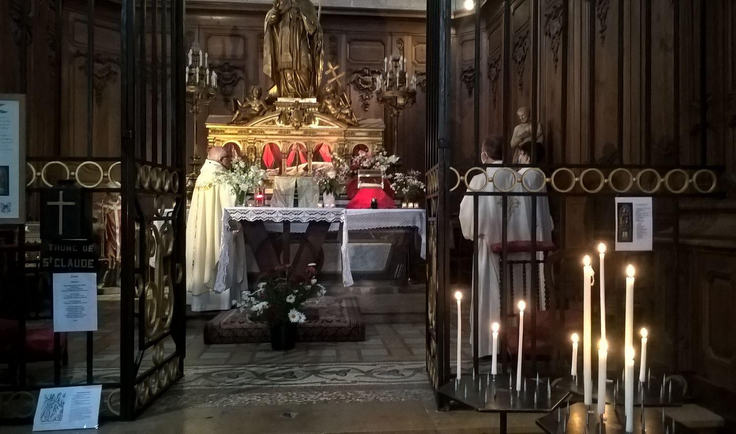 Fête de saint Claude