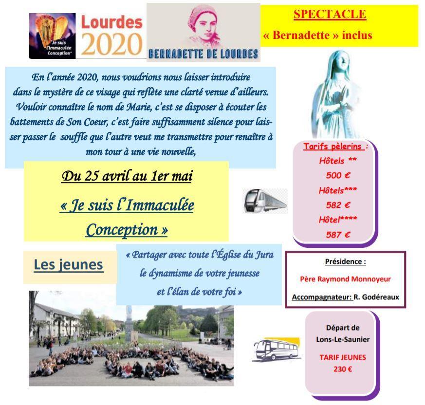 Lourdes 2020