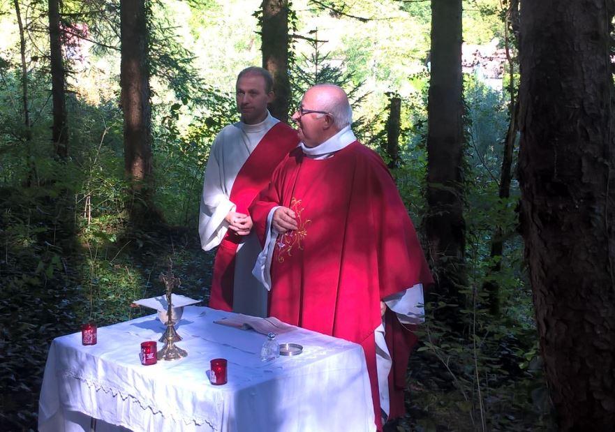 Marche du catéchisme