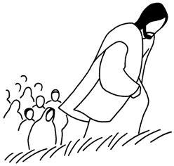 Marchons a la suite de jesus
