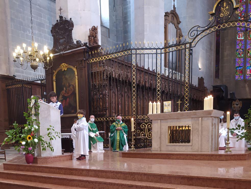 Messe de rentrée