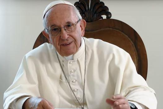 Pape francois message aux jeunes