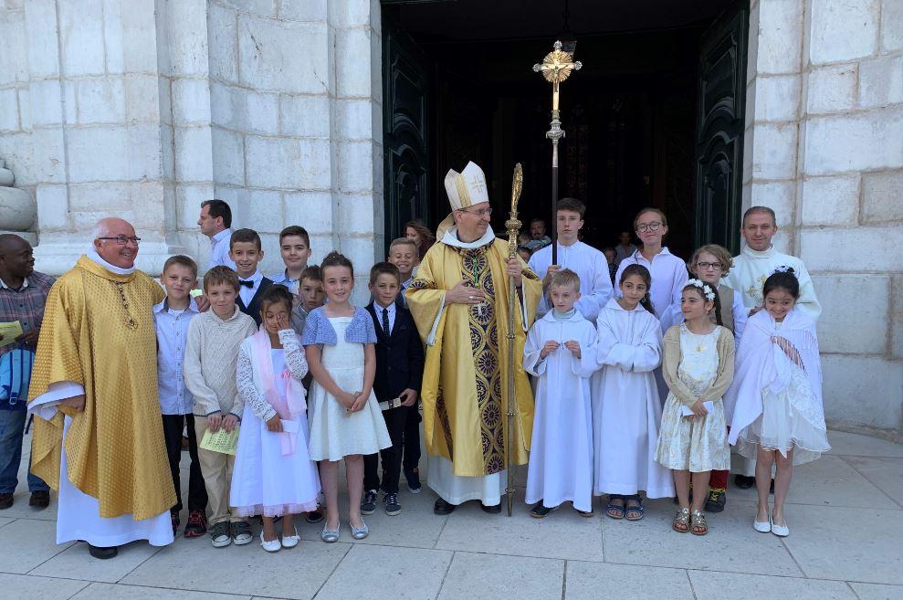 Photo fete saint sacrement et 1ere communion