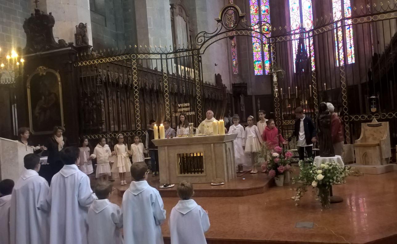Premiere communion 4