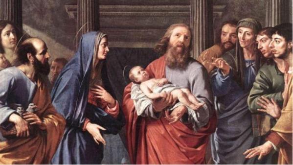 Presentation de jesus