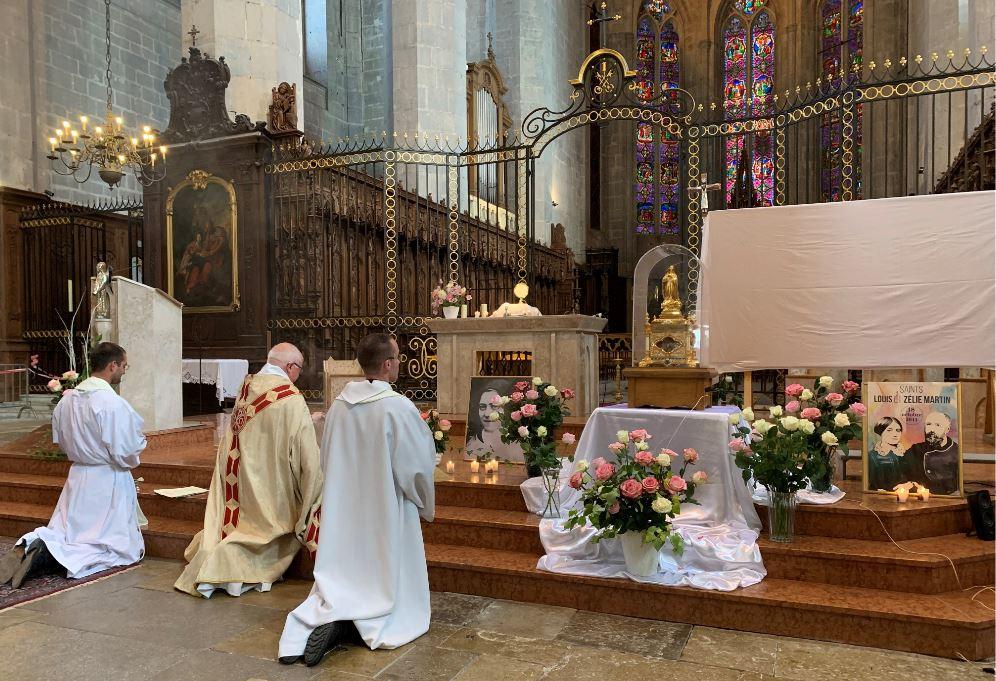 Reliques sainte Thérèse