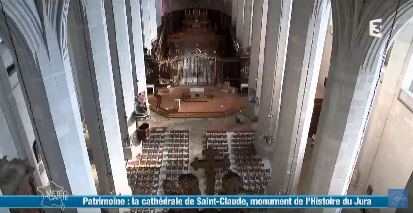 Reportage cathedrale