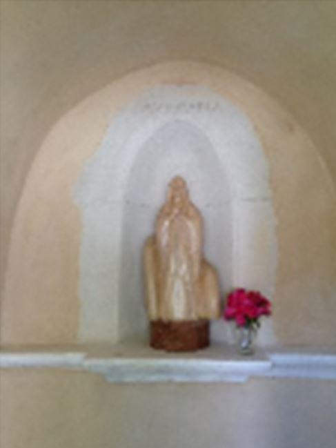 Vierge de l oratoire de viry 1