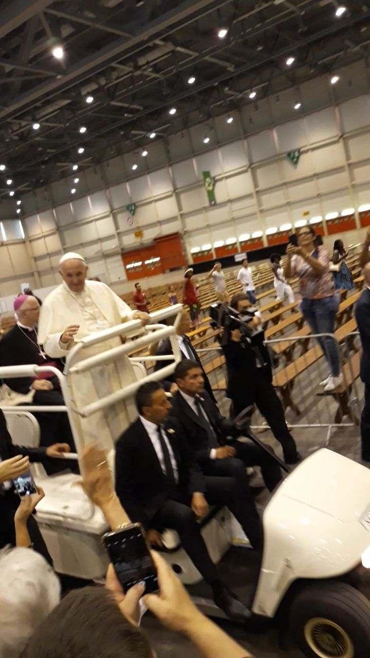 Visite pape 2
