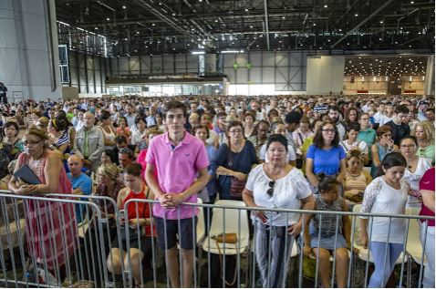 Visite pape 3